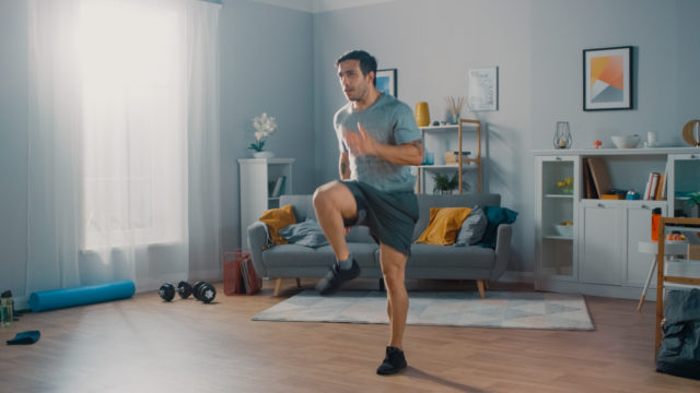 Day 2 – Fast Thigh Toning Workout