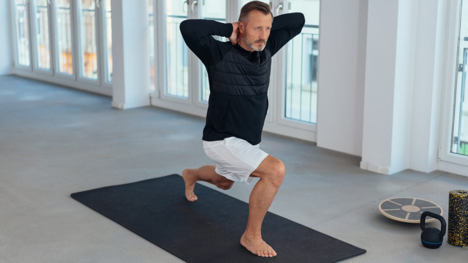 """Day 3 – Strengthen the immune system with a """"rest based"""" workout"""