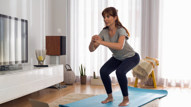 Day 5 – 15-minute Total Body Workout