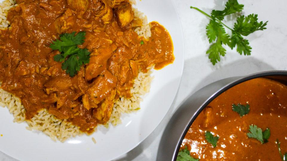 Easy Masala Curry