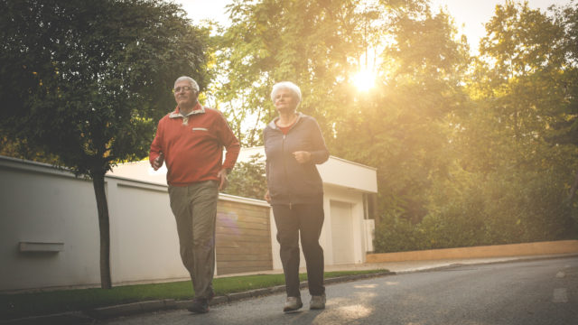 Why Walking Helps Reduce the Risk of Infection