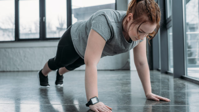 Day 19 – 45 Second Flat Tummy Workout!