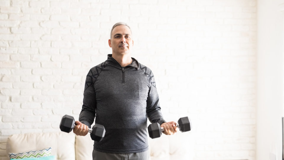 Day 25 – 45 second immune boosting workout