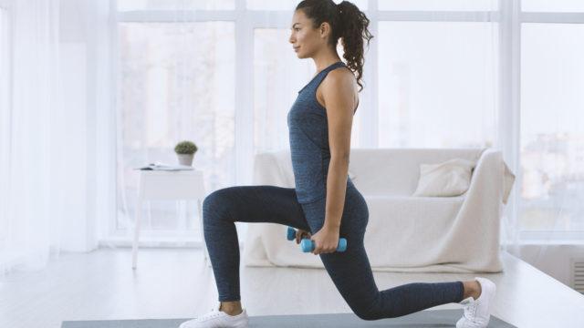 Day 21 – 45 Second Leg Workout