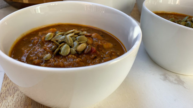 Veggie-Packed Chili