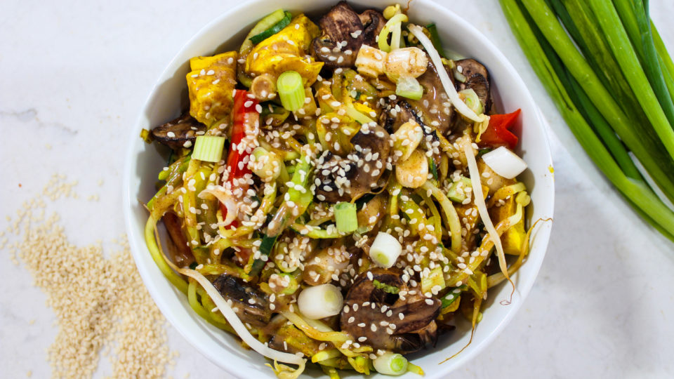 Chow Lo Mein