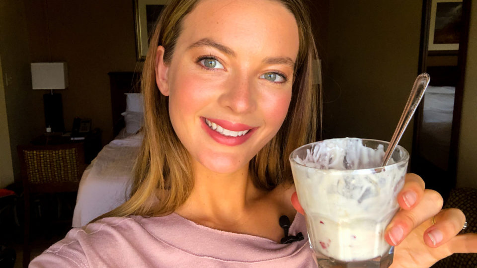 What a Nutritionist Eats in a Day When Traveling