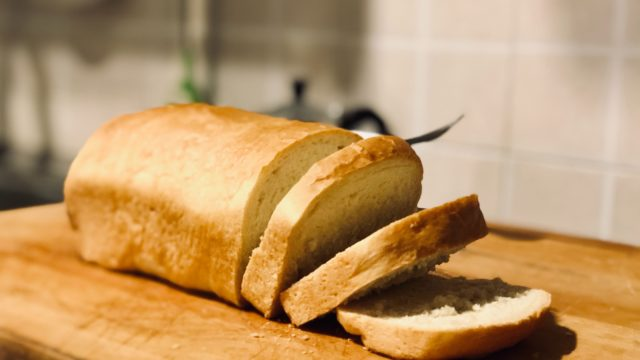 BEST EVER Low-Carb, Metabolic Sandwich Bread