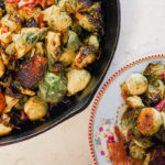 The Best Healthy Roasted Brussels Sprouts Dish (Like, Restaurant Quality)