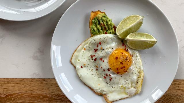 Sweet Potato Toast… Three Ways!