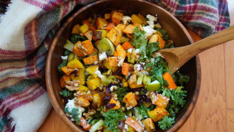 What's in Season this Fall? How To Make a Healthy Dinner with Fresh Produce