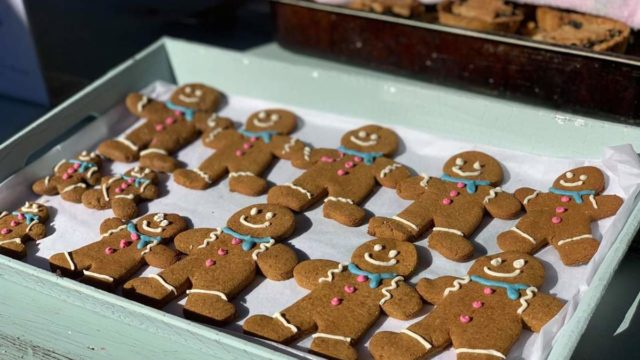 Gingerbread Men | Paleo, Vegan, Refined Sugar-Free