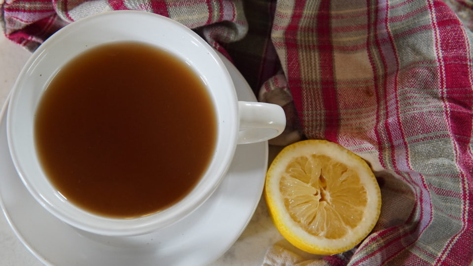 The Truth About Starbucks Medicine Ball Tea. Make Your Own Instead. Immune-Boosting, Flu Fighting!