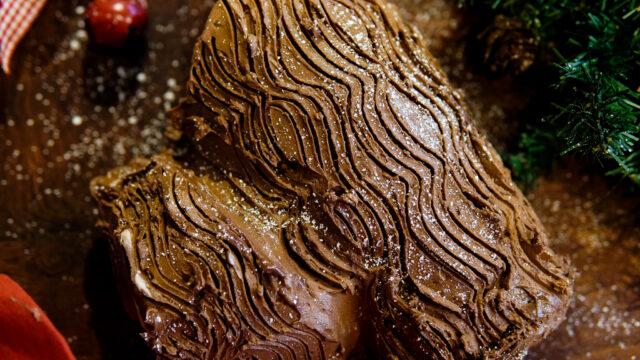 Traditional Yule Log | Grain-Free, Dairy-Free