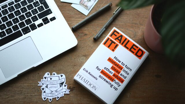 How to turn failure into a gift