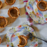 Mini Pumpkin Pies! Low-Carb, Dairy-Free Recipe