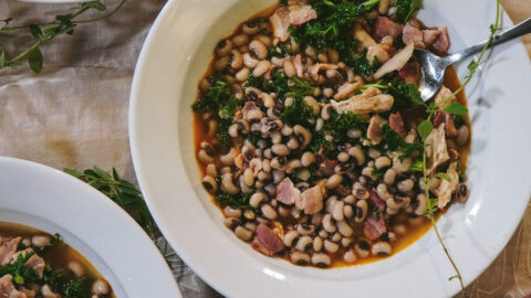 Ring in the New Year with this Black Eyed Peas Recipe