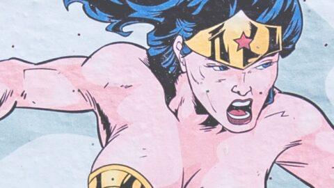 Take off the Superwoman costume