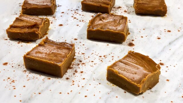 Creamy Golden Milk Fudge. Anti-Inflammatory and Delicious!