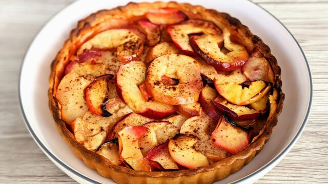 Celebrate Apple Pie Day with this Perfect Paleo Pie!